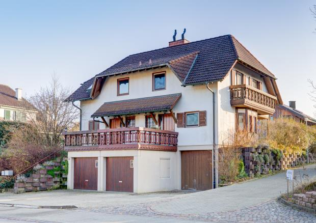 Doppeltes Glück - Haus Nr. 25a